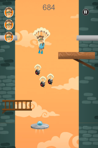 Screenshot Flying Jumper Lite